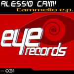 CRIMI, Alessio/DJ EFFEFFE - Cammello EP (Back Cover)