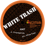 AMIT - White Trash (Front Cover)
