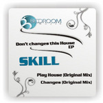 SKILL - Don't Change This House EP (Back Cover)