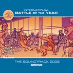 VARIOUS - International Battle Of The Year 2005 - The Soundtrack (Front Cover)