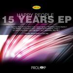 Happy People (15 Years EP)