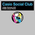CASIO SOCIAL CLUB - Summer Of 83 (Front Cover)