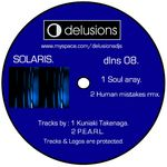 TAKENAGA, Kuniaki/PEARL - Solaris (Front Cover)