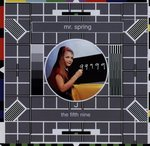 MR SPRING - The 5th Nine Singles (2000) (Front Cover)