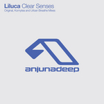 LILUCA - Clear Senses (Front Cover)