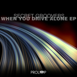 SECRET GROOVERS - When You Drive Alone (Front Cover)