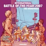 VARIOUS - International Battle Of The Year 2007 - The Soundtrack (Front Cover)
