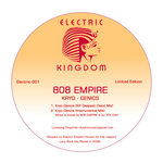 808 EMPIRE - Kyro-Genics (Back Cover)