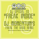 DJ SPECIAL ED - Freak Inside (Front Cover)