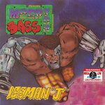 DJ ICE MAN J - Mega Jon Bass (Front Cover)