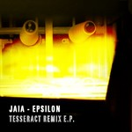 JAIA - Epsilon EP (Tesseract remix) (Front Cover)