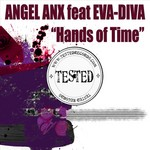 ANGEL ANX feat EVA DIVA - Hands Of Time (Front Cover)