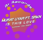 UYAR, Murat feat SRKN - Is This Love (Front Cover)