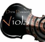 DAWSON, Drew - Viola (Back Cover)