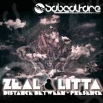 ZEAL/LITTA - Distance Between (Front Cover)
