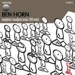 HORN, Ben - Moodytron (Front Cover)