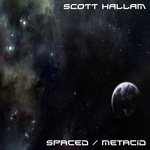 HALLAM, Scott - Spaced (Front Cover)