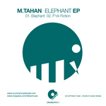 M TAHAN - Elephant EP (Front Cover)