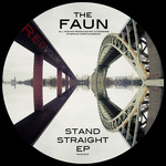 FAUN, The/TWISTED/REDEMPTION - Stand Straight EP (Front Cover)