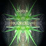 DOHM - Anomaly EP (Front Cover)