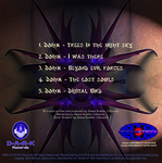 DOHM - Anomaly EP (Back Cover)