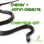 PETAR/JOHN DEERE - Mamba EP (Front Cover)
