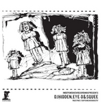 DJ HIDDEN/EYE D/SQUEE - Faust Pact (Front Cover)