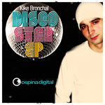 BRONCHAL, Kike - Disco Star EP (Front Cover)