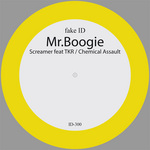 MR BOOGIE feat TKR - Screamer (Front Cover)