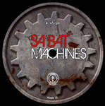 SA BAT MACHINES - Evry (Front Cover)