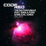 MUTHAFUNKAZ, The feat SHEILA FORD/BIBLICAL JONES - Galaxy (Front Cover)