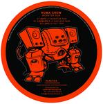 BOTZ/LEONARD P/LAPO - Monster Dub (Back Cover)