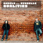 ANDELS feat MYSHELLE - Qualities (Front Cover)