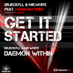 DR JECKYLL & MR WHITE - Get It Started (Front Cover)