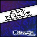 INFEKTO - The Real Funk (Front Cover)