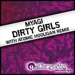 MYAGI - Dirty Girls (Front Cover)