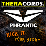 PHRANTIC - Kick It (Front Cover)