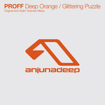 PROFF - Deep Orange (Front Cover)