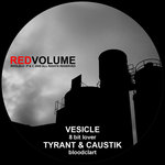 VESICLE/TYRANT/CAUSTIK - 8 Bit Lover (Front Cover)