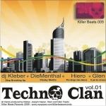 Techno Clan Vol 01 EP