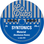 SYNTONICS - Material (Bombaman remix) (Front Cover)