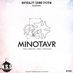 KREEZ - Minotavr (Front Cover)