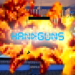 GOPHER, Alex - Handguns EP (Front Cover)