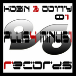 KOZIN/DOTTY - Plus 4 Minus 1 (Front Cover)