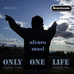 MASI, Alvaro - Only One Life (Front Cover)