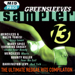 VARIOUS - Greensleeves Sampler 13 (Front Cover)