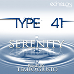 TYPE 41 - Serenity (Front Cover)