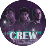 SECRET AGENT GEL feat COPPA - Crew (Front Cover)