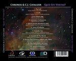 CHRONOS/CJ CATALIZER - Quid Est Veritas? (Back Cover)