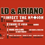 LD/ARIANO - Infect The Nation (Front Cover)